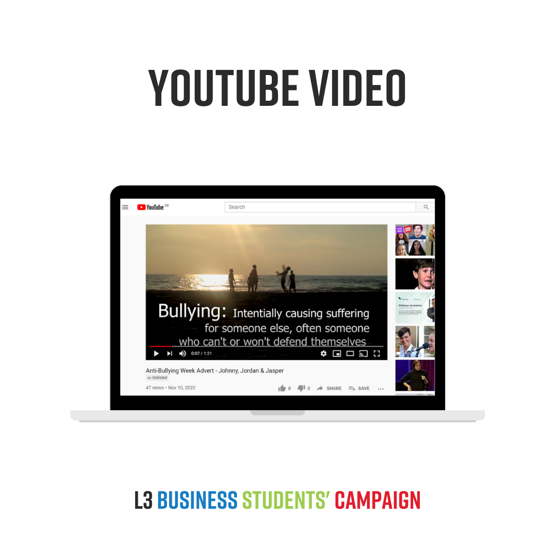 Students' Youtube Video