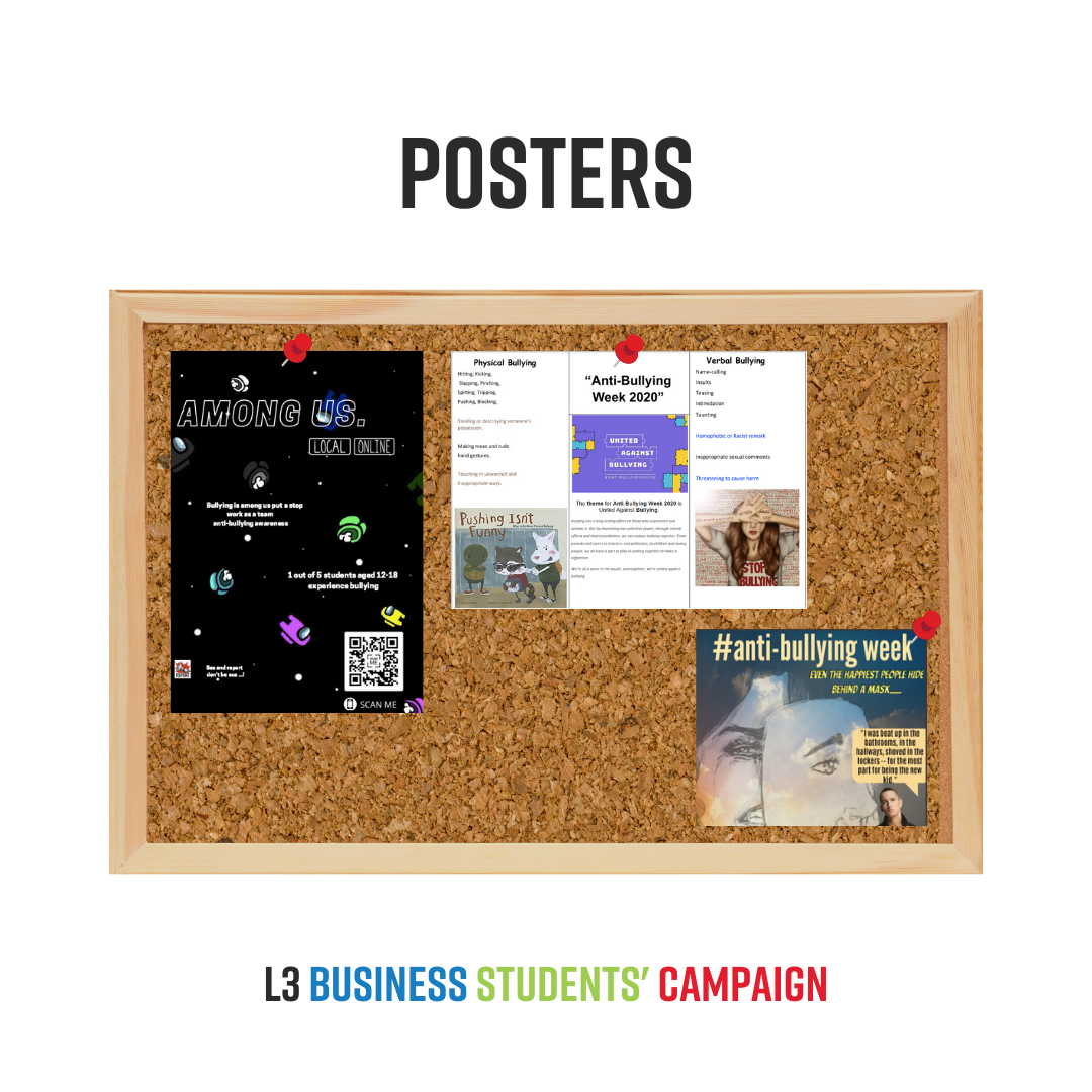 Students' Digital Posters
