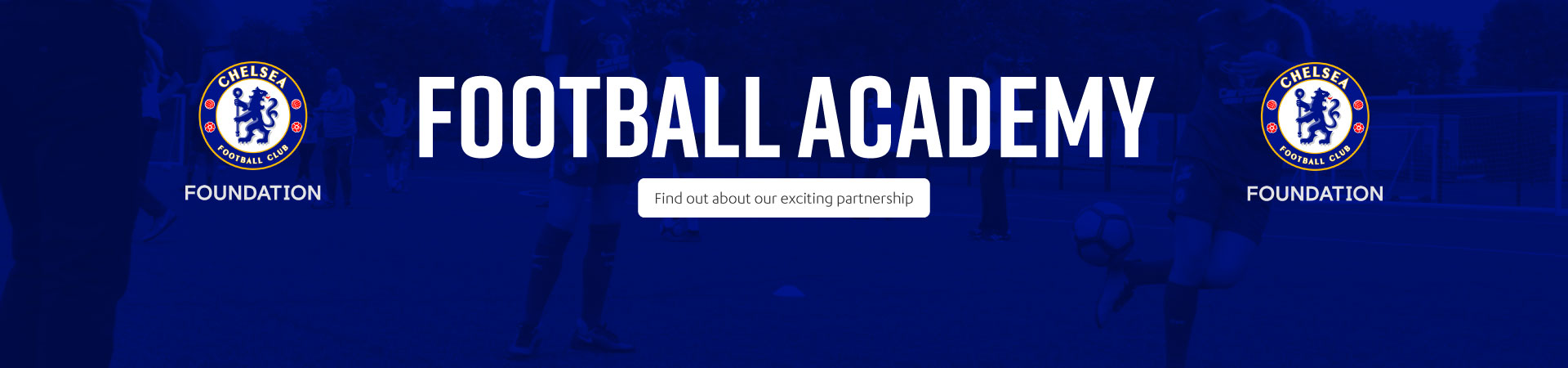 Homepage Slideshow - Football Academy