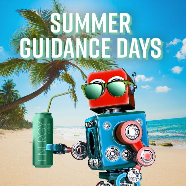 Summer guidance days call out