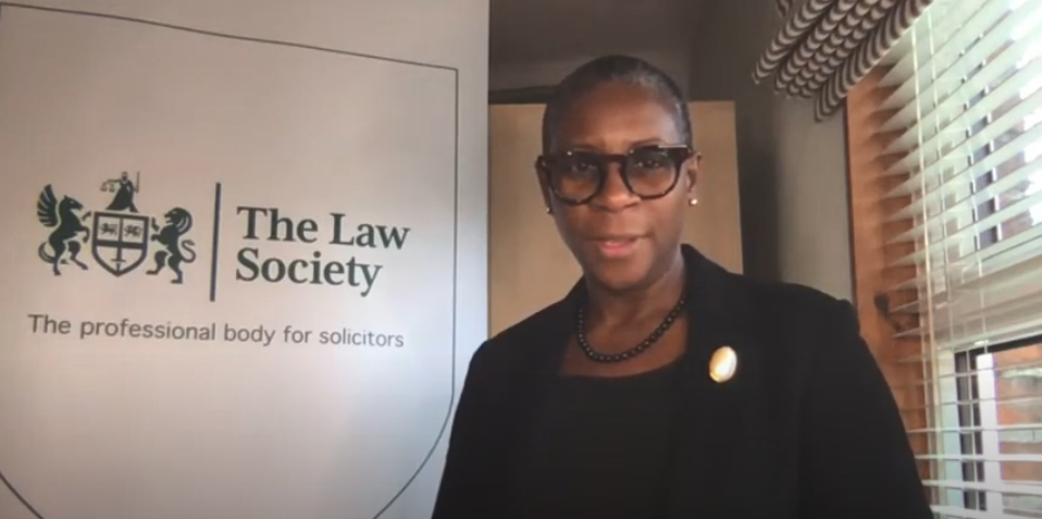 Deputy Vice President of The Law Society of England and Wales