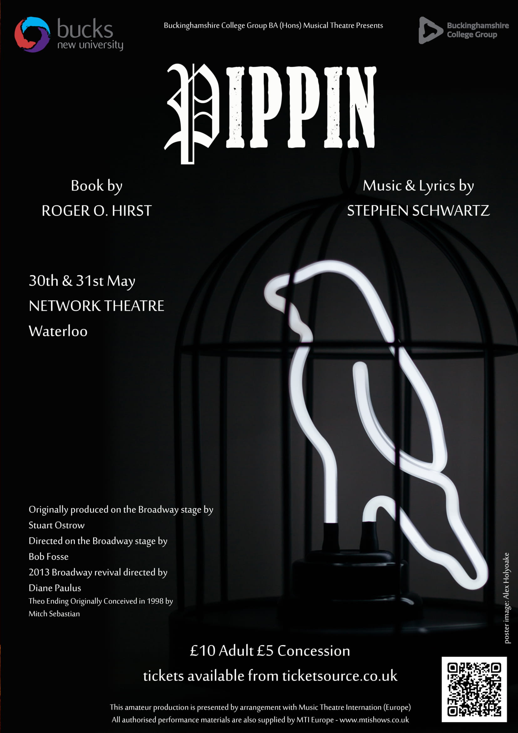 Previous Show - Pippin (CLICK TO VIEW)