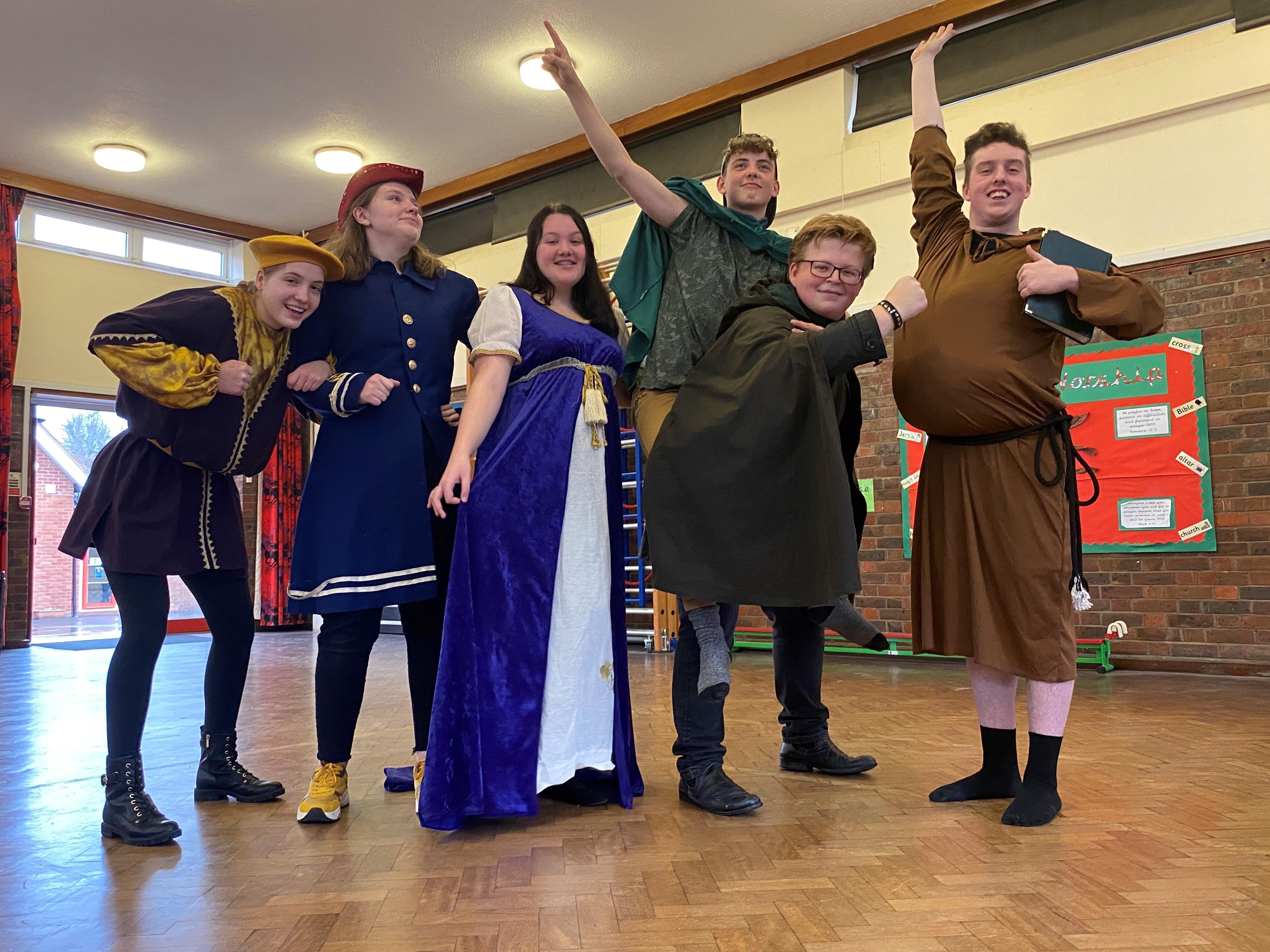 Robin Hood Childrens Theatre 2020