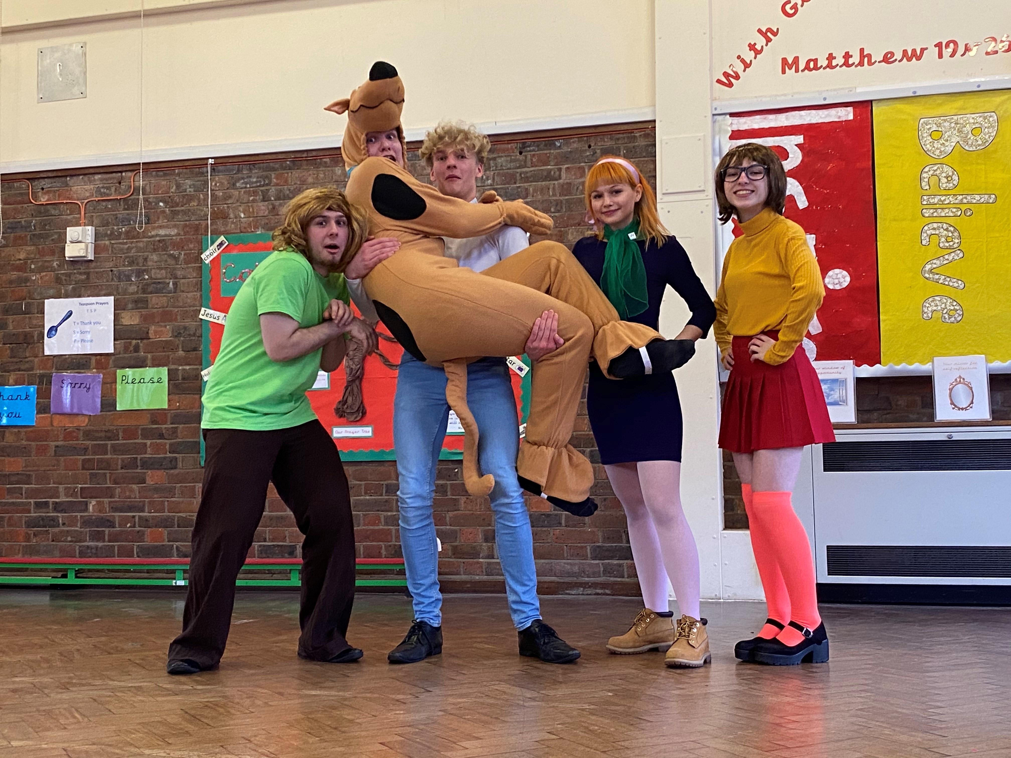 Scooby Doo Childrens Theatre 2020
