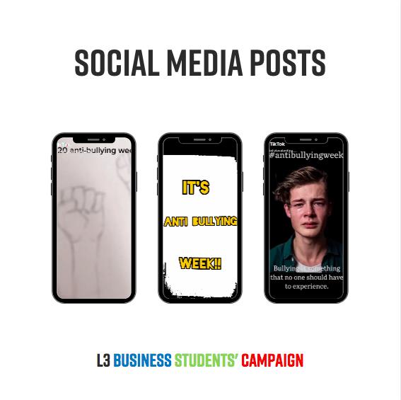 Students' Social Media Content