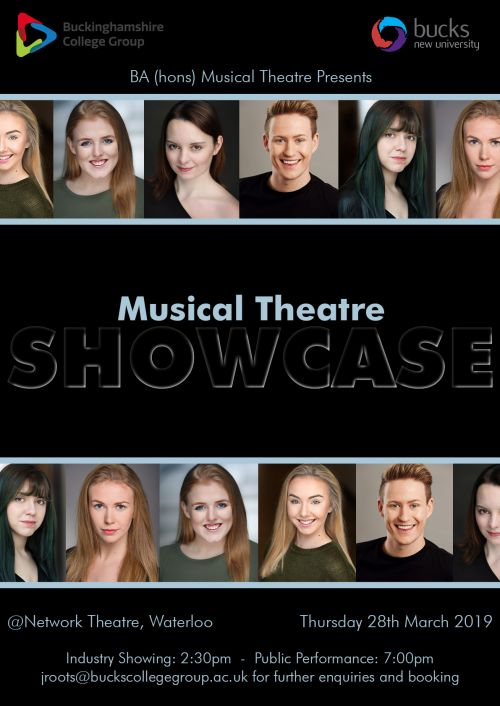 Musical Theatre Showcase (CLICK TO OPEN)